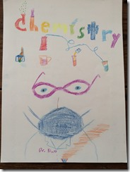 chemistry title page